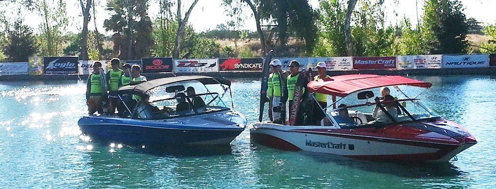 Bell Acqua water ski events